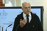 """Михалков объяснил причину своего приезда в """"Ельцин Центр"""""""