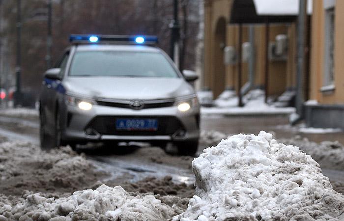 МВД подтвердило задержание подозреваемого в ограблении иностранцев в Москве
