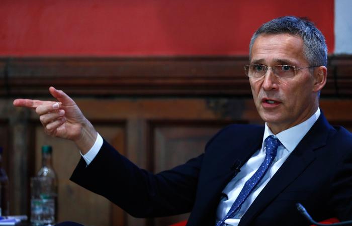Генеральный секретарь НАТО: Нарушение режима тишины наДонбассе достигло рекордного уровня
