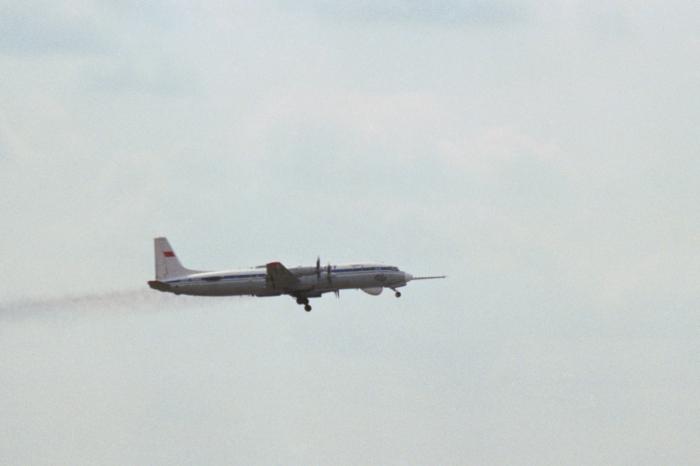 Самолет Минобороны потерпел крушение в Якутии