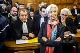 """Французский суд признал главу МВФ Лагард виновной в одном эпизоде по """"делу Тапи"""""""