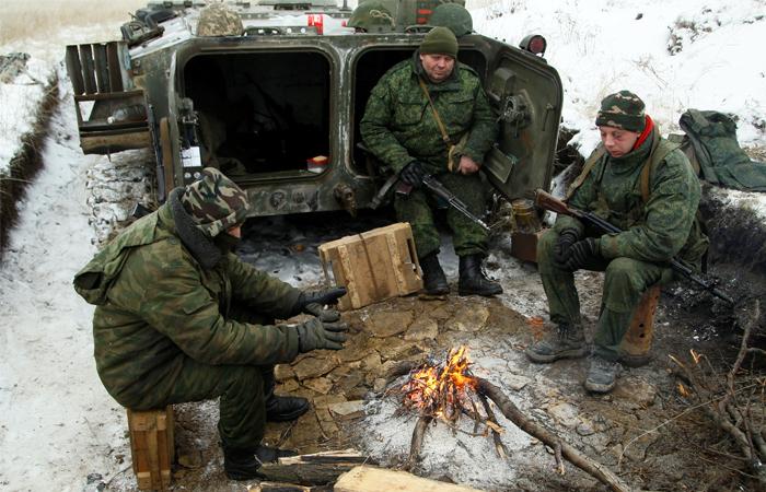 Переговорщикам удалось договориться о режиме тишины под Дебальцево