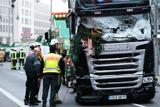 Установлена личность врезавшегося в толпу людей в Берлине водителя