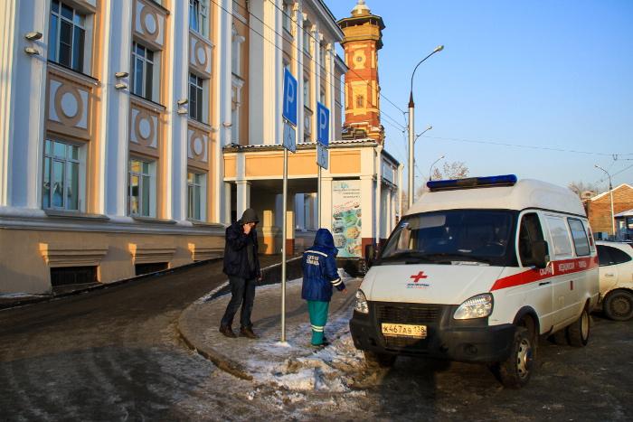 Случай смертельного отравления контрафактной водкой зафиксирован в Иркутске