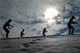 Шесть российских лыжников отстранены от международных соревнований
