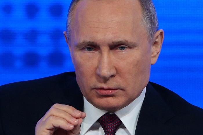 Путину оповестили обисчезновении Ту-154 врайоне Сочи