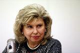Москалькова рассказала о запланированном полете в Сирию вместе с Глинкой