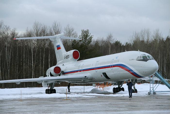 Путин объявил 26 декабря днем траура по погибшим в катастрофе Ту-154