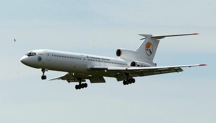 Минобороны объявило окрушении летевшего вСирию Ту-154 сансамблем Александрова