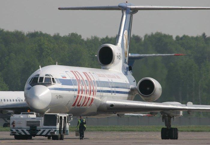 ВМинобороныРФ уточнили число пассажиров, находившихся наборту Ту-154