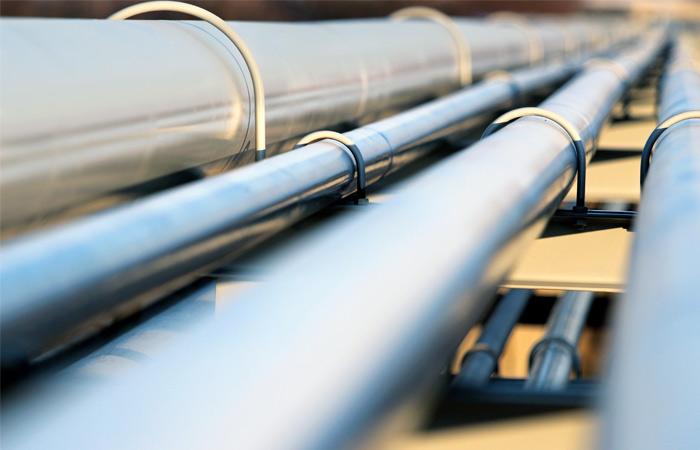 «Газпром» увеличил до80% физическую загрузку газопровода OPAL