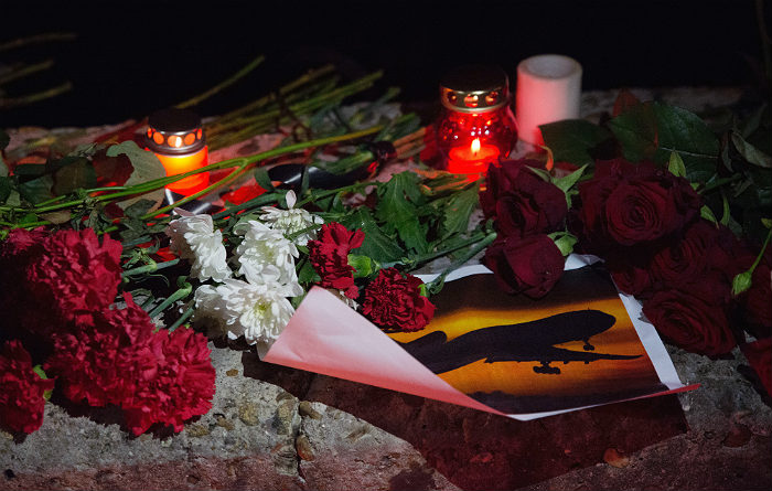 Источник озвучил версию перегруза потерпевшего крушение Ту-154