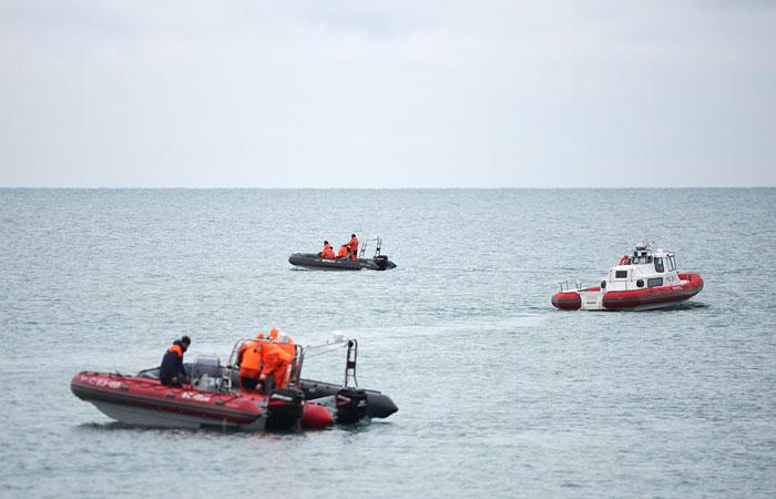 На месте крушения Ту-154 обнаружено тело