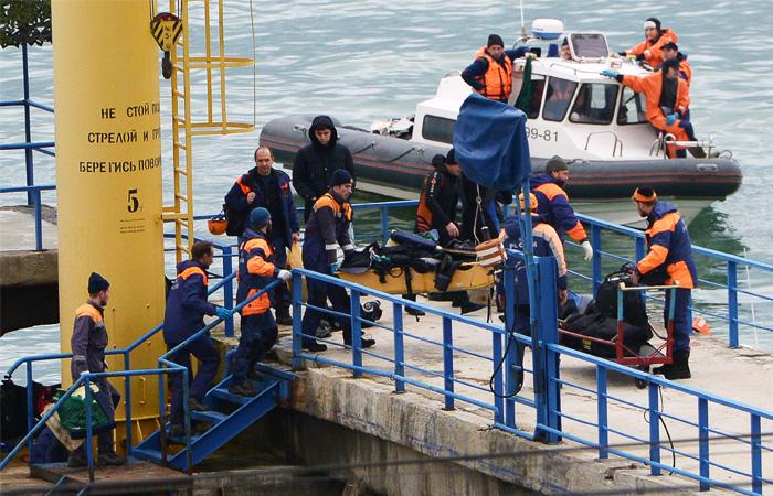 Расшифровка «черного ящика» указала наошибку пилотов Ту-154