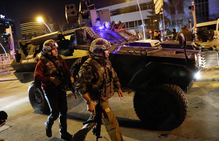 Убийца русского посла вАнкаре действовал не отдельно — МВД Турции
