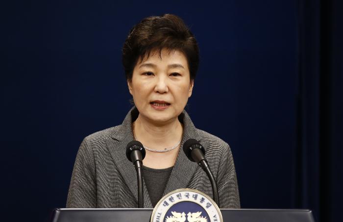 Президента Южной Кореи заподозрили в пособничестве коррупции