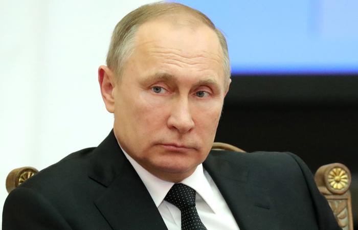 Владимир Путин определит ответ на санкции США на принципах взаимности