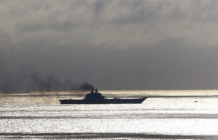 """""""Адмирал Кузнецов"""" и """"Петр Великий"""" возможно завершат поход в Средиземное море"""