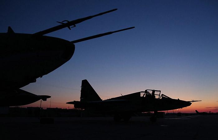 ВКС РФ вСирии уничтожили 35 тыс. боевиков