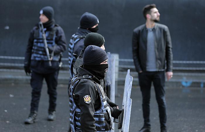 Эрдоган пояснил, скакой целью террорист напал наночной клуб вСтамбуле