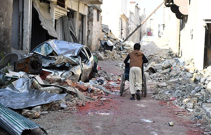 Ворганизации ООН сообщили овозвращении местных граждан вВосточный Алеппо