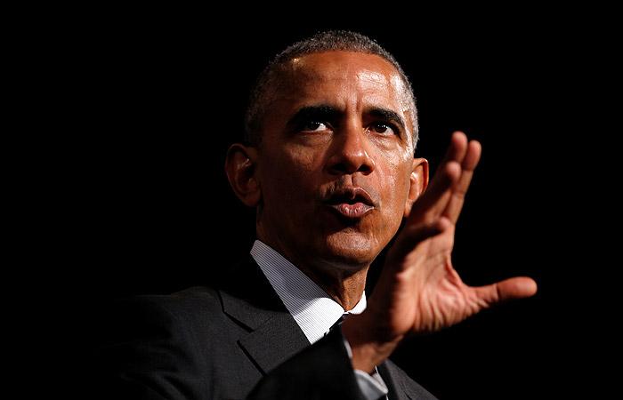 """Обама заявил о заложенном для США """"новом фундаменте"""""""