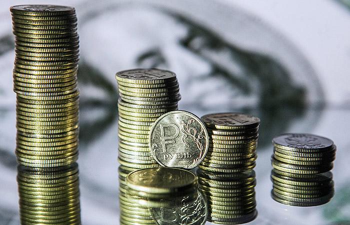 Руб. укрепился кдоллару, однако ослабел кевро— Курсы валют