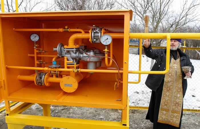"""""""Газпром"""" увеличил заявку на транзит газа через ГТС Украины из-за морозов на 10%"""
