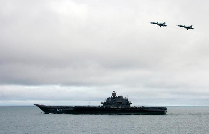 Минобороны РФ отчиталось о работе морской авиации за два месяца в Сирии