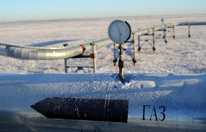 """""""Газпром"""" поставил новый рекорд с начала года по экспорту газа"""