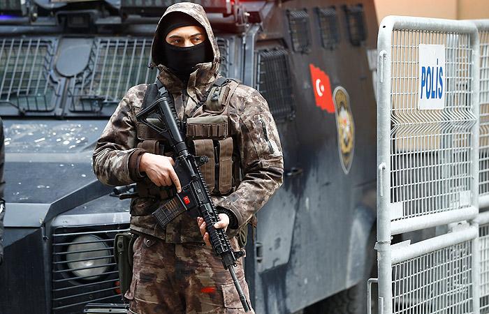 Милиция Турции арестовала 5 человек поделу обубийстве русского посла
