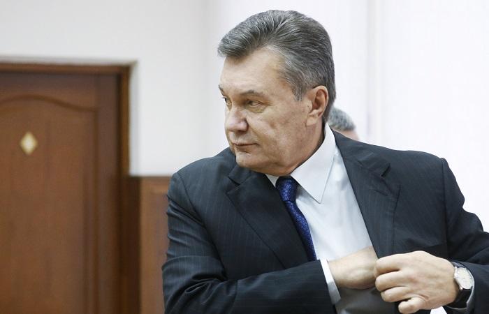 Суд в Киеве разрешил задержать Януковича по делу о похищении архиепископа