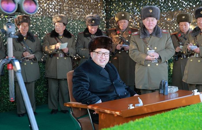 США и Южная Корея создадут отряд для убийства Ким Чен Ына