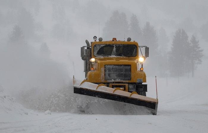 Снежный шторм спровоцировал транспортный коллапс на востоке США