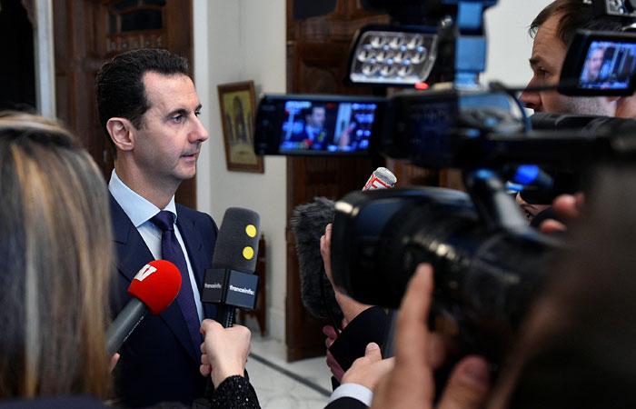 Дамаск подтвердил готовность к переговорам в Астане