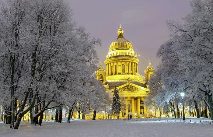 Исаакиевский собор передадут  Русской православной церкви