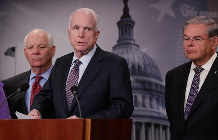 В сенат США внесен законопроект о дополнительных санкциях против России