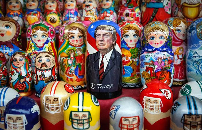 Трамп опроверг сообщение оякобы собранном нанего в РФ  компромате