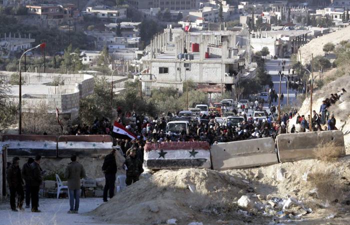 В Дамаске произошел взрыв