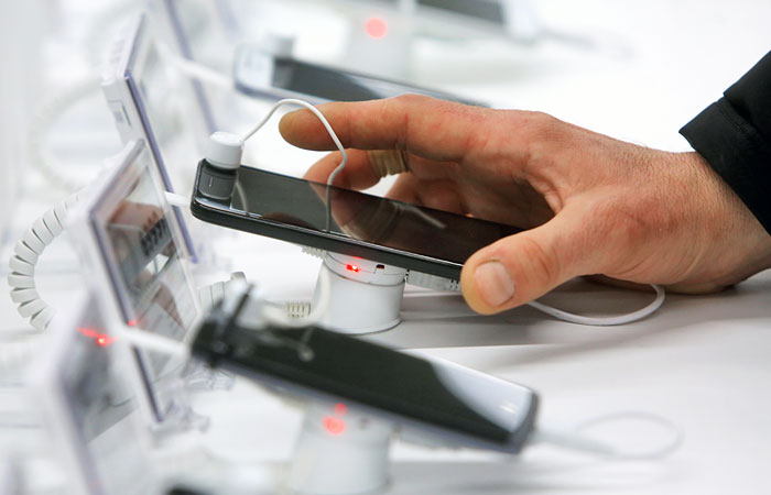 Продажи телефонов в Российской Федерации вследующем году увеличились на26 процентов