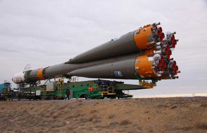 """После аварии """"Прогресса"""" заменят двигатель третьей ступени ракеты """"Союз-У"""""""