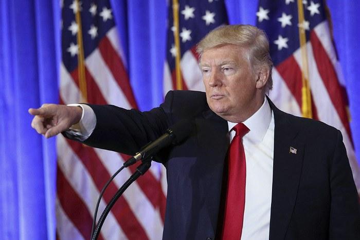 """Трамп заявил о понимании разведкой США истинной ситуации вокруг """"досье"""""""