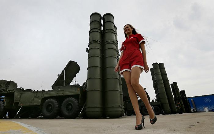 РФ разместит вКрыму дополнительные комплексы С-400