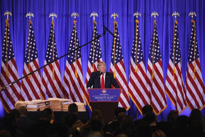 Трамп отменит санкции против РФ при условии успешного сотрудничества стран
