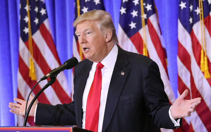 СМИ сообщили о планах встречи Трампа с Путиным вскоре после инаугурации