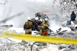 "Опознаны тела 32 жертв крушения ""Боинга"" под Бишкеком"