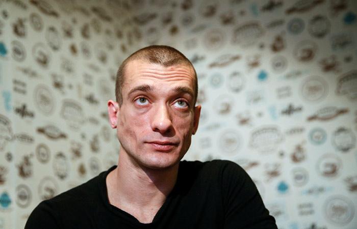 Акционист Павленский стал фигурантом дела о побоях