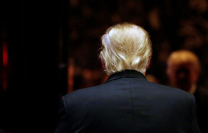 Трамп не сталкивался сдевушками лёгкого поведения вРФ— Путин