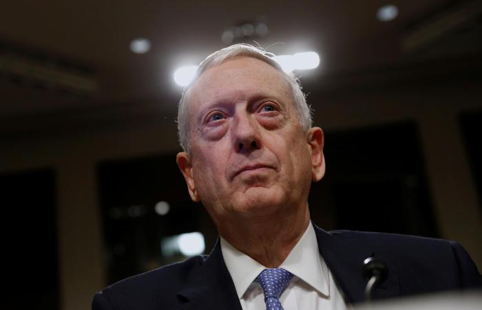 Сенатский комитет одобрил предложенную Трампом кандидатуру главы Пентагона