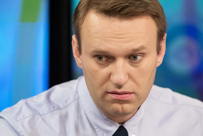 Навальный проситСК разобраться сзаявлениям Железняка ошантаже